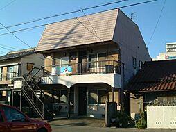 愛知県北名古屋市九之坪東町の賃貸アパートの外観
