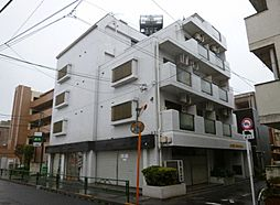 東京都練馬区石神井町6丁目の賃貸マンションの外観