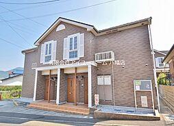 福岡県北九州市八幡西区大平1丁目の賃貸アパートの外観