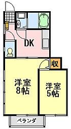 第2CIビル[3階]の間取り