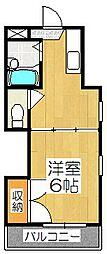 HOUSE&HOUSE[2階]の間取り