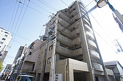 兵庫県明石市桜町の賃貸マンションの外観