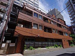シャルマン赤坂[4階]の外観