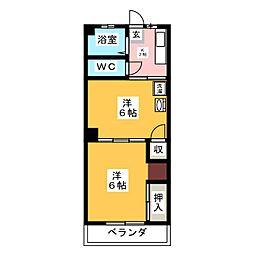 太田宿本陣[4階]の間取り
