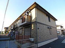 千葉県鎌ケ谷市西佐津間1丁目の賃貸アパートの外観