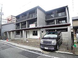京都府京都市上京区小伝馬町の賃貸マンションの外観
