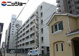 共栄ビル[3階]の外観