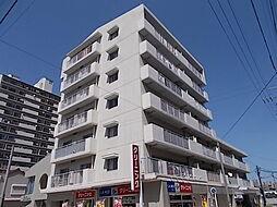 シャトーレ笠取[4階]の外観