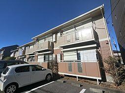 千葉県千葉市若葉区みつわ台2丁目の賃貸アパートの外観