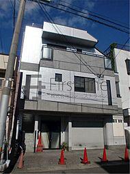 京都府京都市山科区勧修寺西北出町の賃貸マンションの外観