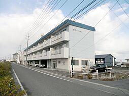 大江マンション[201号室]の外観