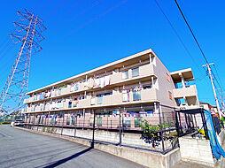 コーラルリーフ志木[2階]の外観