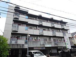 OTYマンション[4階]の外観
