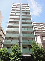 クリスタルグランツ北堀江[13階]の外観