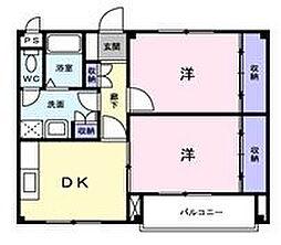 SG如是[1階]の間取り