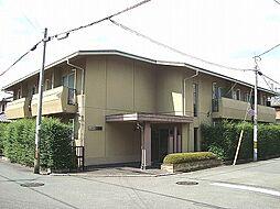 京都府京都市左京区下鴨西高木町の賃貸マンションの外観