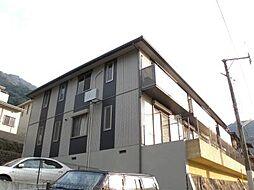 福岡県北九州市小倉北区妙見町の賃貸アパートの外観