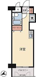 MAC高田町コート[2階]の間取り