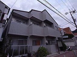 大阪府四條畷市南野1丁目の賃貸マンションの外観
