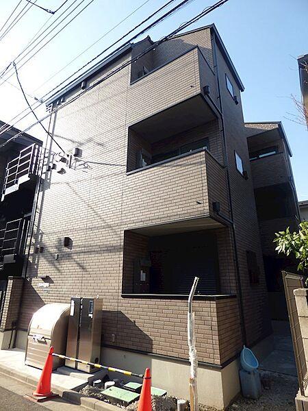埼玉県川口市芝中田1丁目の賃貸アパートの画像