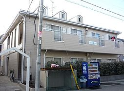 千葉県鎌ケ谷市東道野辺4丁目の賃貸アパートの外観