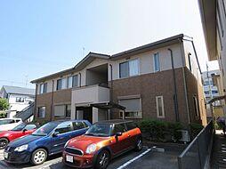 CASA都賀山[1階]の外観