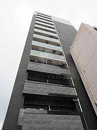 大阪府大阪市中央区城見1丁目の賃貸マンションの外観