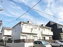 坂野ハイツ[1階]の外観