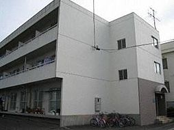 瀬比亜館北25条[3階]の外観
