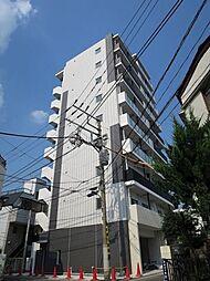 東京都北区神谷3丁目の賃貸マンションの外観