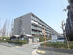 サニーハイツ堺8号棟[4階]の外観
