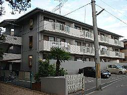 大阪府岸和田市小松里町の賃貸マンションの外観