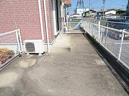 兵庫県高砂市松陽1丁目の賃貸アパートの外観