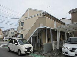 りばぶるCO−WA3[2階]の外観