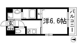 キセラコートWAKO[4階]の間取り