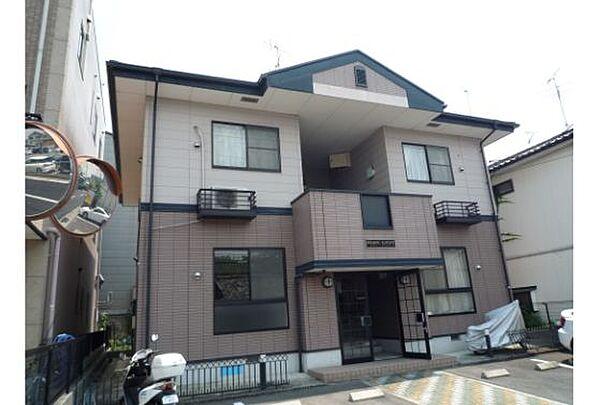 京都府京都市伏見区石田大山町53番地7の賃貸マンションの外観