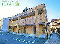 愛知県名古屋市南区阿原町の賃貸アパートの外観