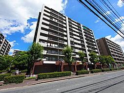 東急パークビレッジ10号棟[7階]の外観