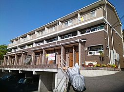 アースヒルズ[1階]の外観
