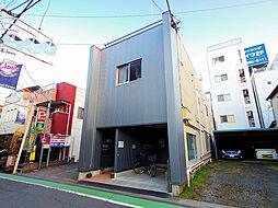 埼玉県所沢市松葉町の賃貸アパートの外観