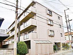 エーデルハイムアビコ[3階]の外観