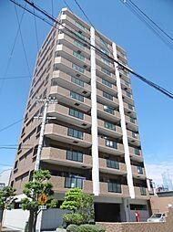 ライオンズマンション阿倍野阪南町第2[9階]の外観