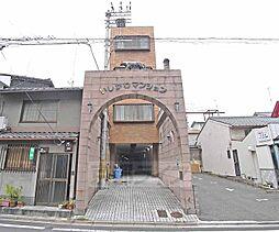 京都府京都市上京区西東町の賃貸マンションの外観