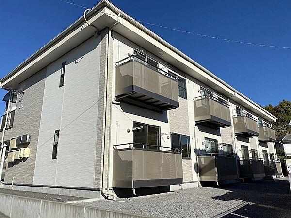 長野県上田市材木町2丁目の賃貸アパート
