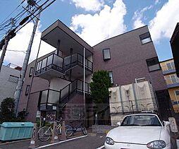 京都府京都市中京区西ノ京銅駝町の賃貸マンションの外観