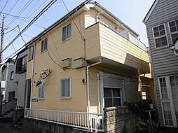 千葉県船橋市海神3丁目の賃貸アパートの外観