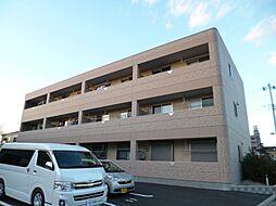 東京都武蔵村山市榎3丁目の賃貸マンションの外観