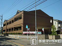 愛知県豊田市水源町2丁目の賃貸アパートの外観