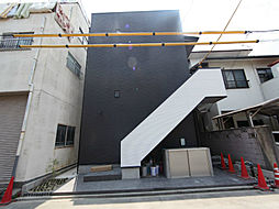 愛知県名古屋市西区香呑町4丁目の賃貸アパートの外観