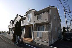 茨城県日立市石名坂町1丁目の賃貸アパートの外観